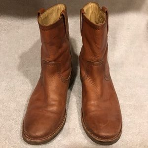 Frye Ankle Boots Sz 7